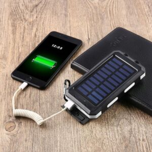 Solcelle Lader Power Bank
